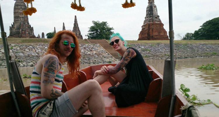 Ayutthaya Boat Sightseeing
