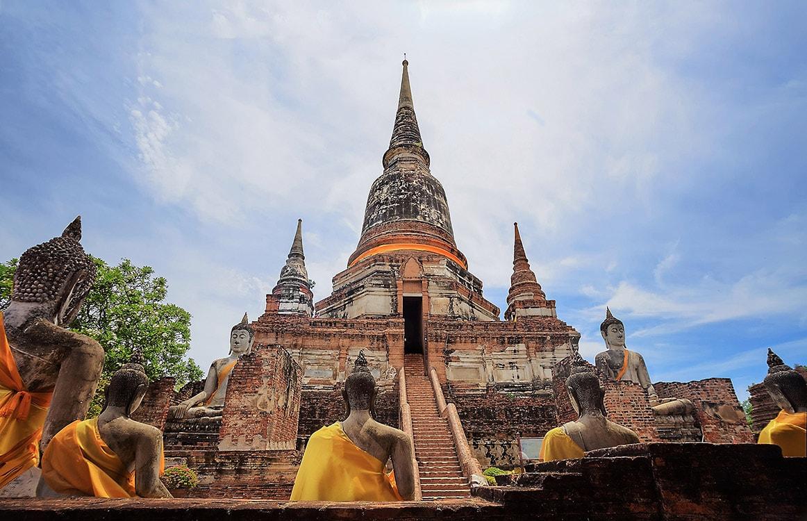 Bangkok Food Tours' Ayutthaya tour