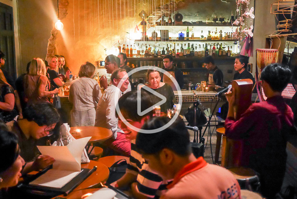 Bangkok Exotic Bar crawl Food Tour Promotional Video
