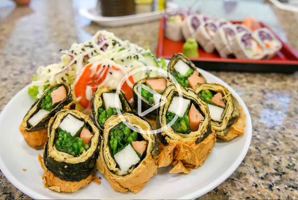 Bangkok Vegetarian Food Tour