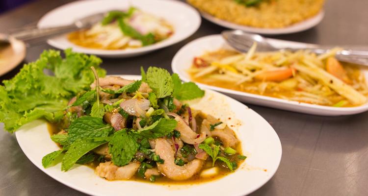 Northeastern Thai Food
