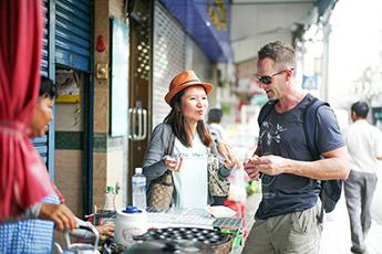 Bangkok's Top 5 Chicken Fried Noodle (Guay Tiew Kua Gai ...