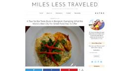 Miles Less Traveled