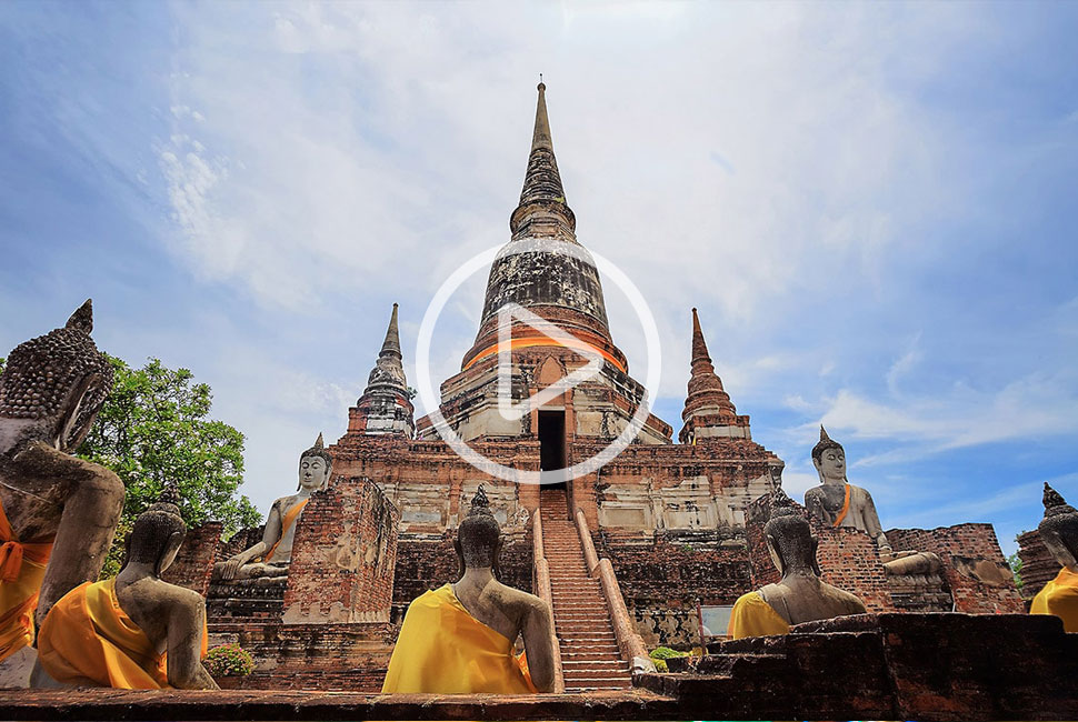 Bangkok Food Tours' Ayutthaya tour