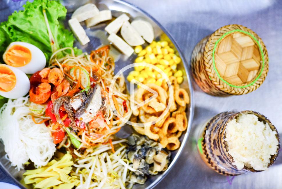 Bangkok Food Tours' Thai Bizarre and Exotic food tour