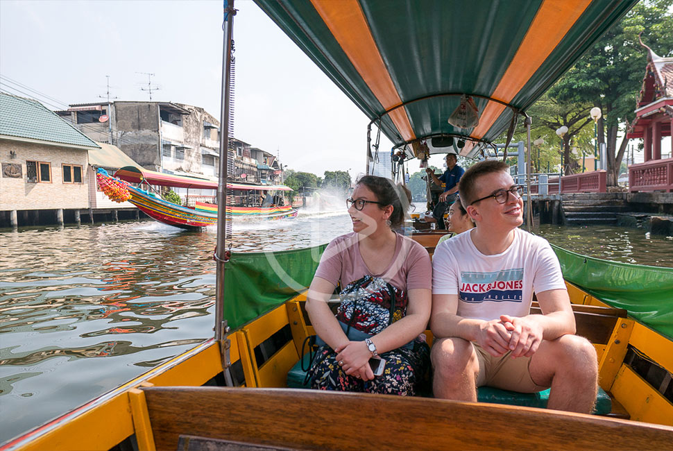 Bangkok Thonburi Canal Food Tour Promotional Video