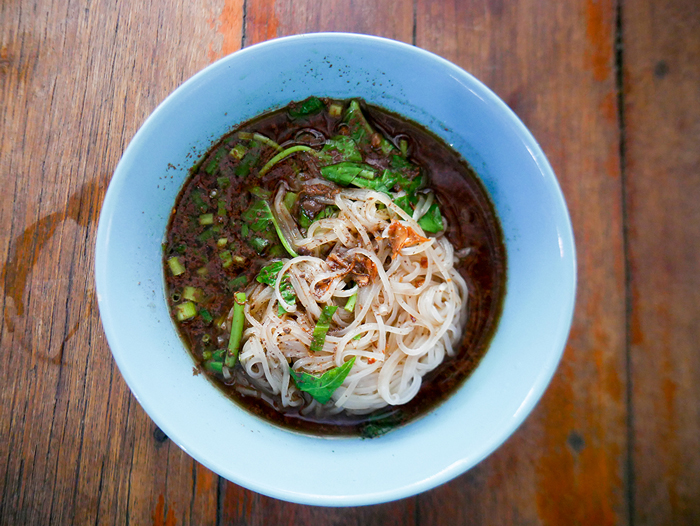 How to Order Noodle Soup (Kway Teow) in Thailand