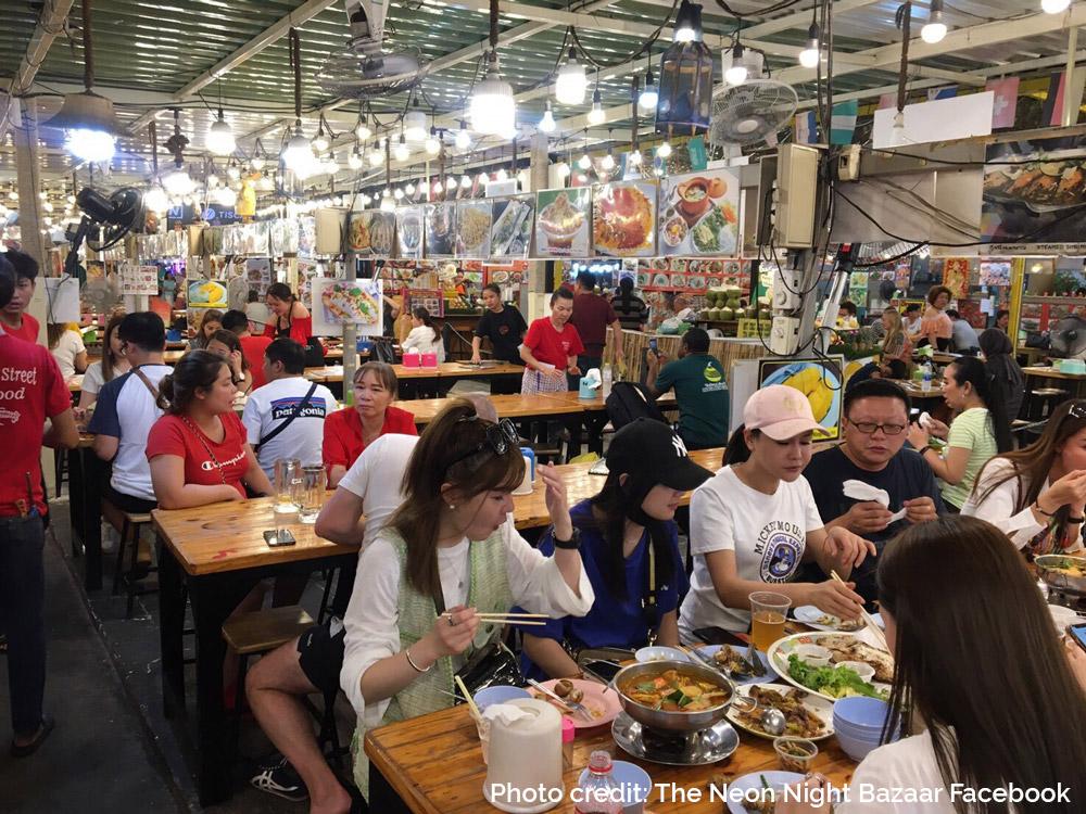 Talad Neon | night food markets in Bangkok | Bangkok Food Tours