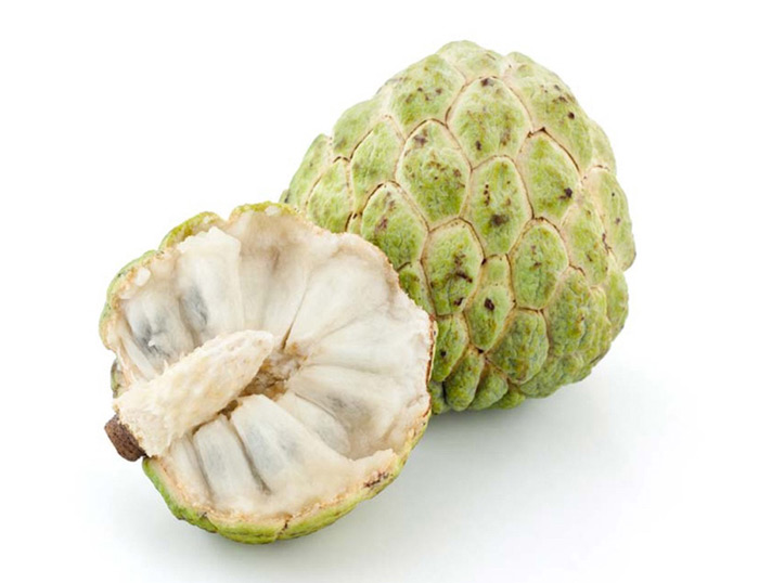 Exotic Thai Fruit #3 - Custard Apple (noi-na)