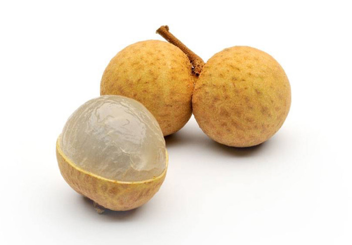 Exotic Thai Fruit #10 - Longan (lam-yai)