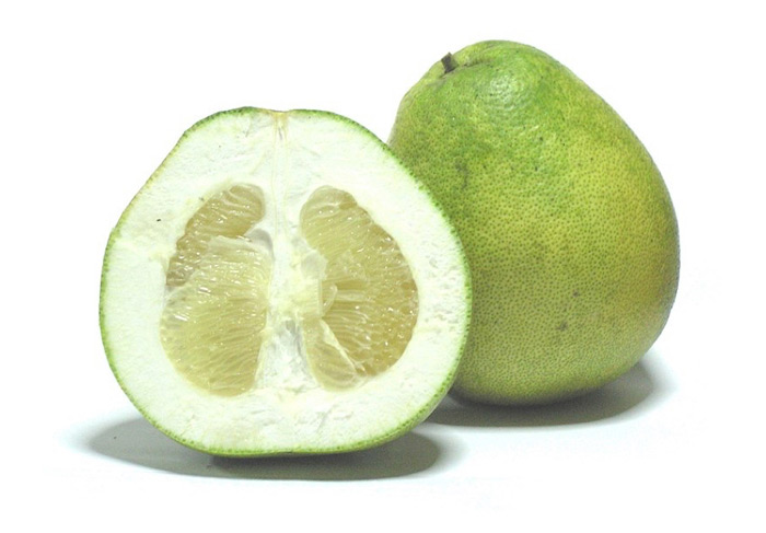 Exotic Thai Fruit #4 - Pomelo (som-o)