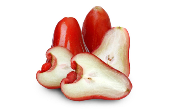 Exotic Thai Fruit #9 - Rose Apple (chom pooh)