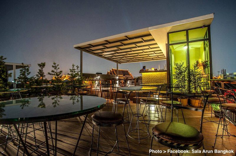 Bangkok's Alternative Rooftop Bar #3 - Eagle Nest