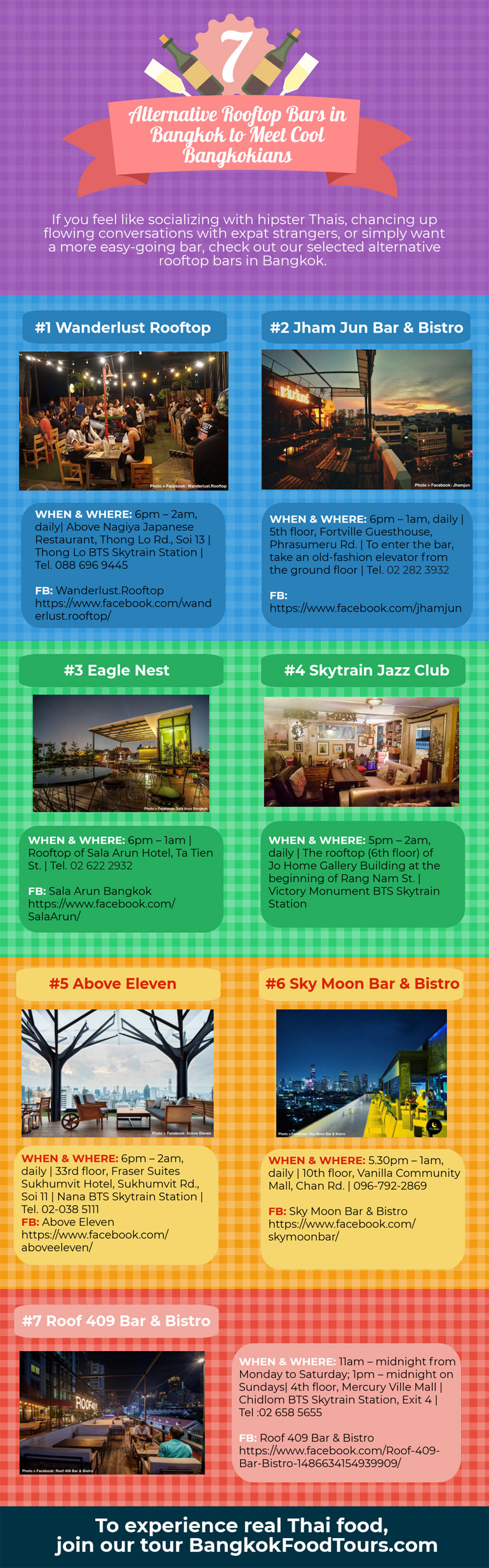 7 Alternative Rooftop Bars to Meet Cool Bangkokians_info graphic