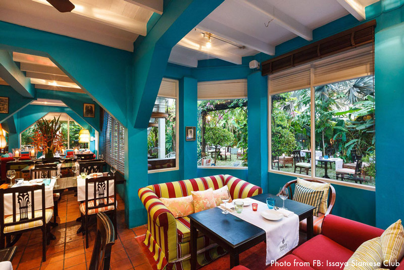 Issaya Siamese Club   Valentine's Day in Bangkok   Bangkok Food Tours