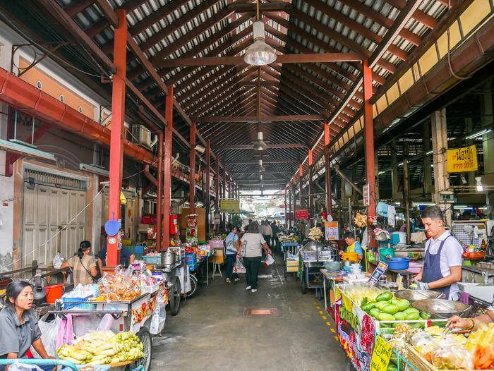 Nang Loeng Market – Best Traditional Food Market in Bangkok