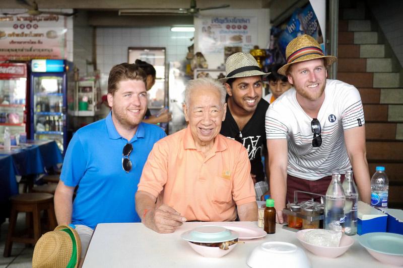 Bangrak Tour   Street food tour in Bangkok   Bangkok Food Tours