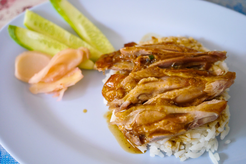 Duck rice_Bangrak Tour | Street food tour in Bangkok | Bangkok Food Tours