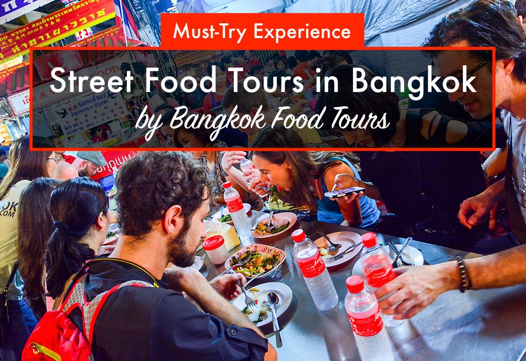 Vertical poster   Street food tour in Bangkok   Bangkok Food Tours