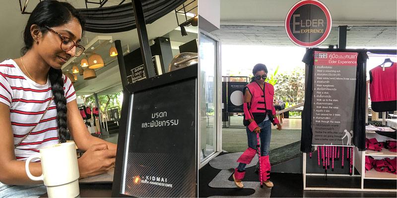 Kid Mai Death Awareness Cafe_experience | Instagramable cafes in Bangkok | Bangkok Food Tours