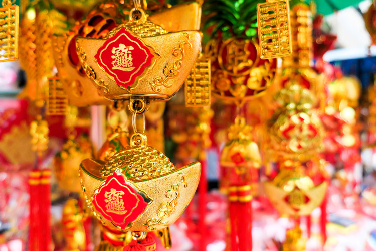 Shopping preparation (3) | Chinese New Year in Bangkok | Bangkok Food Tours