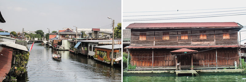 Bangkok Yai Canal | Canal tour in Bangkok | Bangkok Food Tours