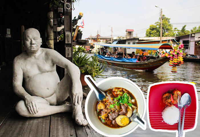 The Only Food & Canal Tour in Bangkok – Must Do!