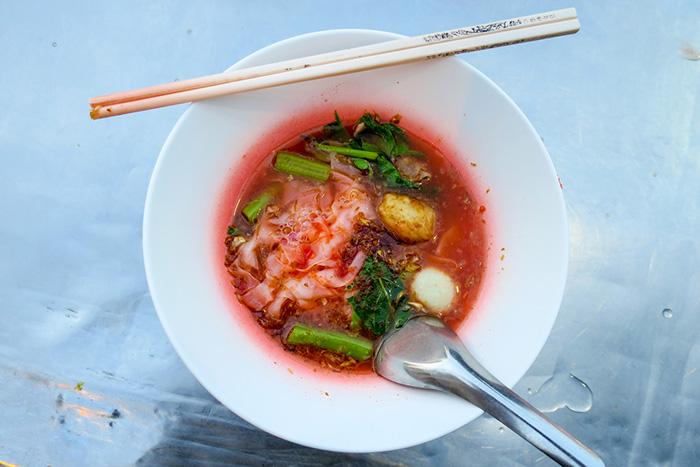Yen ta fo | Chinatown food tour in Bangkok | Bangkok Food Tours
