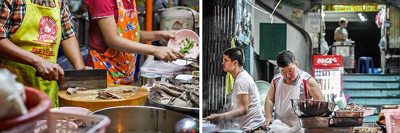 Vendors | Chinatown food tour in Bangkok | Bangkok Food Tours