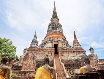 Ancient Ayutthaya Food & History Tour