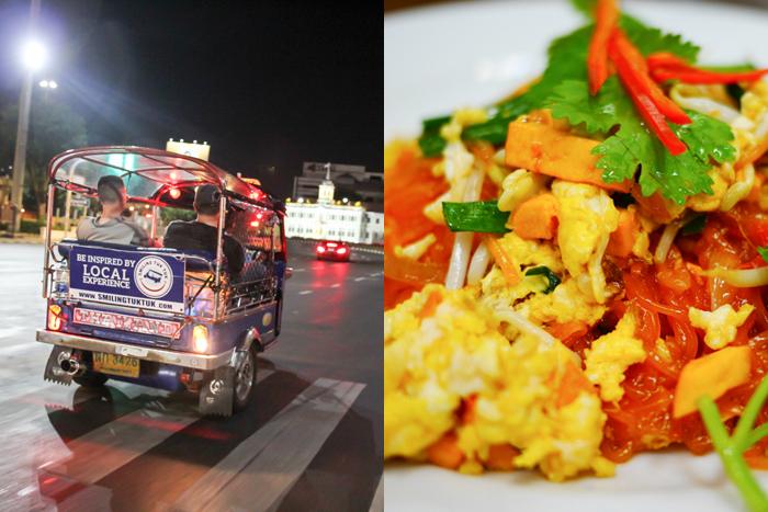 Best Eats Midnight Food Tour by Tuk Tuk | Bangkok in 3 days | Bangkok Food Tours