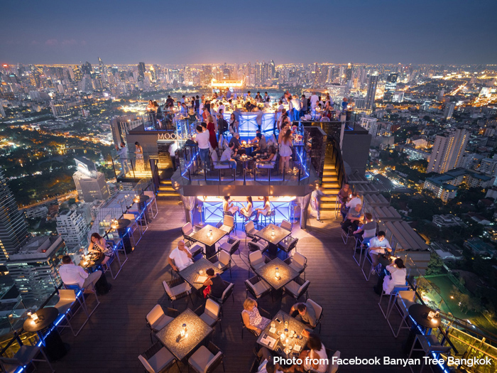 Facebook Banyan Tree Bangkok