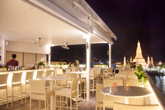View ARUN Restaurant & Bar | Things to do in Bangkok at night | Bangkok Food Tours